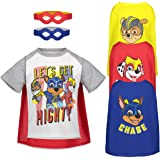 Nickelodeon Paw Patrol T-Shirt with Cape and Mask