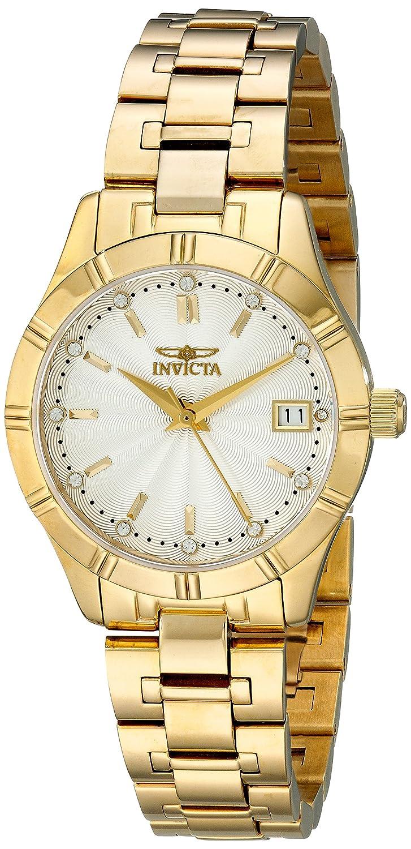 297d7840657 Invicta Women s 18126 Specialty Analog Display Swiss Quartz Gold Watch