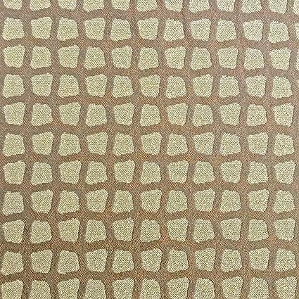 Amazon Com Joseph Noble Brown Woven Giraffe Animal Print Upholstery