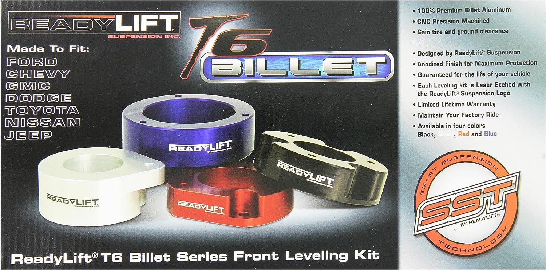 ReadyLift T6-4010K T6 Billet Black 1.5 Leveling Kit for Nissan Titan