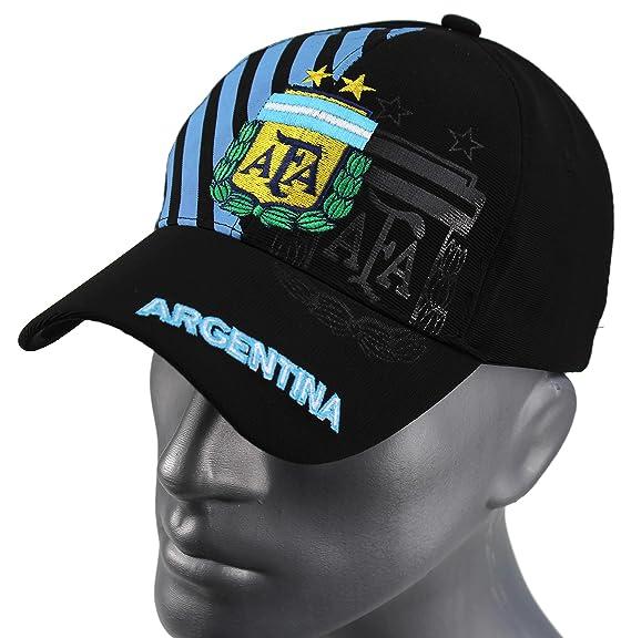 9da6b941059 Amazon.com   High End Hats World Soccer Football Team Hat Collection Baseball  Cap Flexfit Hat