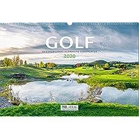 Golfkalender 2020: Mit Greenfee-Ermäßigungen - Deutschlands schönste Golfplätze (62 x 42) (Golfkalender / Deutschlands schönste Golfplätze)