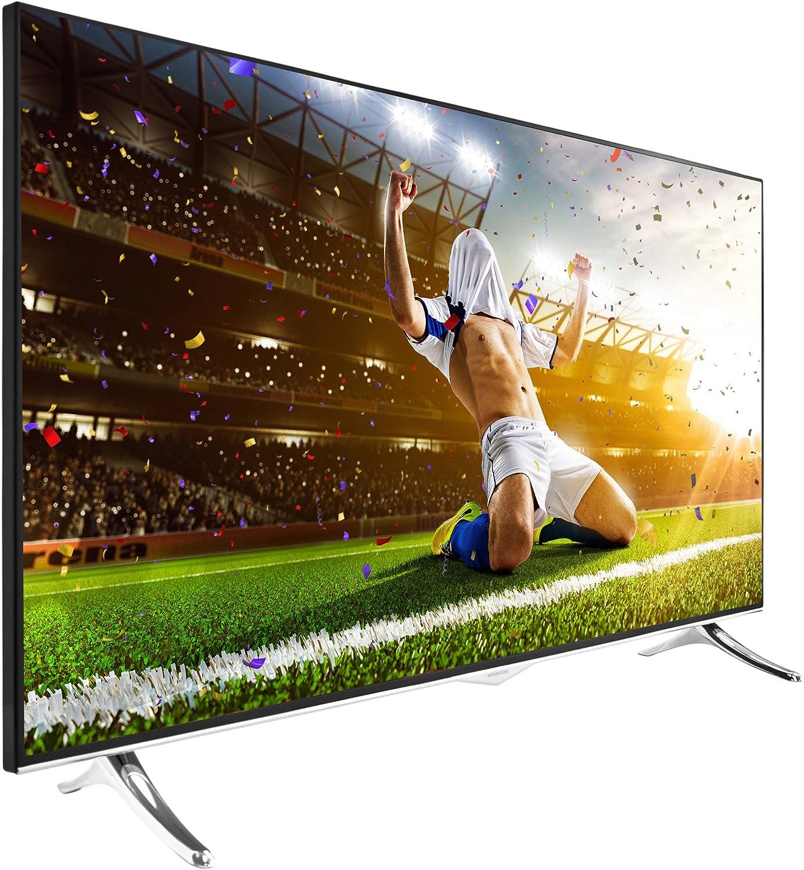Televisor Telefunken XU65A401 de 165 cm (65 pulgadas) (Ultra HD, sintonizador triple, Smart TV): Amazon.es: Electrónica