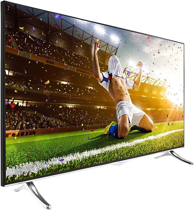 Televisor Telefunken XU49A401 de 124 cm (49 pulgadas) (Ultra HD, sintonizador triple, Smart TV): Telefunken: Amazon.es: Electrónica