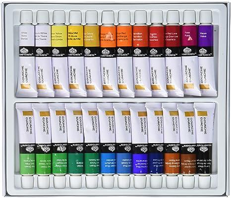 e268034d898e Image Unavailable. Image not available for. Colour  Royal   Langnickel  Gouache Color Artist Tube Paint