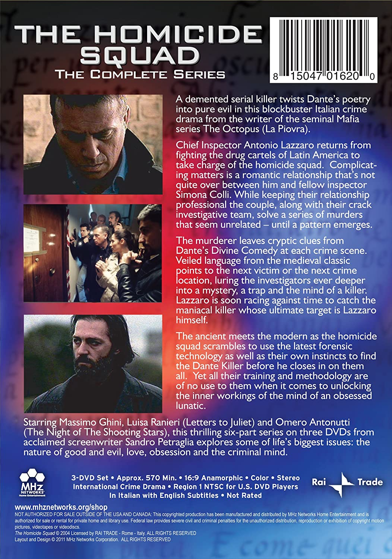 Amazon Homicide Squad Homicide Squad Movies TV
