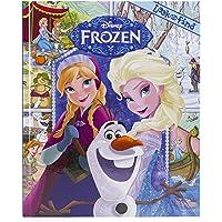 Disney Frozen Look and Find - PI Kids