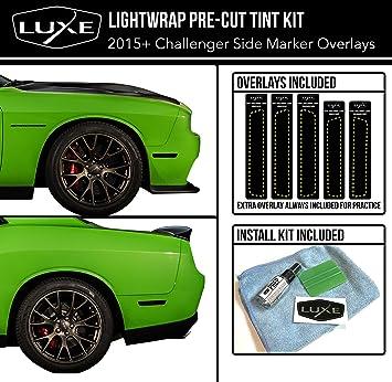 Rear Complete Vinyl Tint Kit 20/% R 2015//2016//2017 Mustang Tint Kit