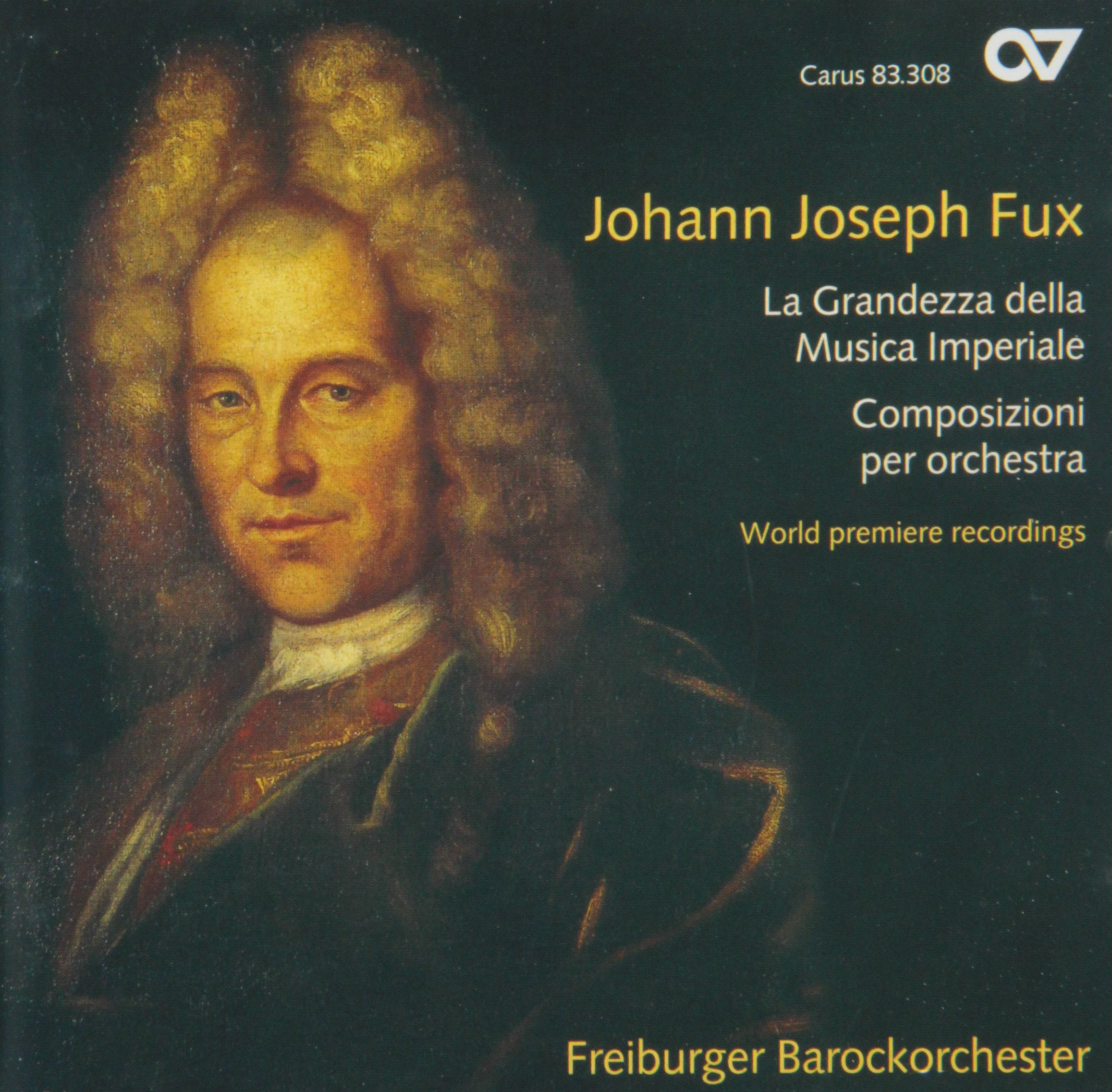 Fux: Orchestral Works