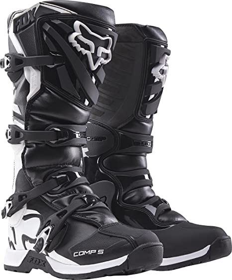 5 BLACK Fox Racing 2017 Youth Comp 3 Boots