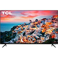 Deals on TCL 65-in Class 4K UHD Dolby Vision HDR Roku Smart LED TV