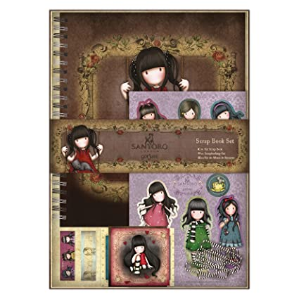 Gorjuss By Santoro 3628729031 - Gorjuss set scrapbook ...