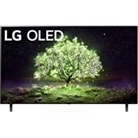 "LG OLED55A1PUA Alexa Built-in A1 Series 55"" 4K Smart OLED TV (2021)"