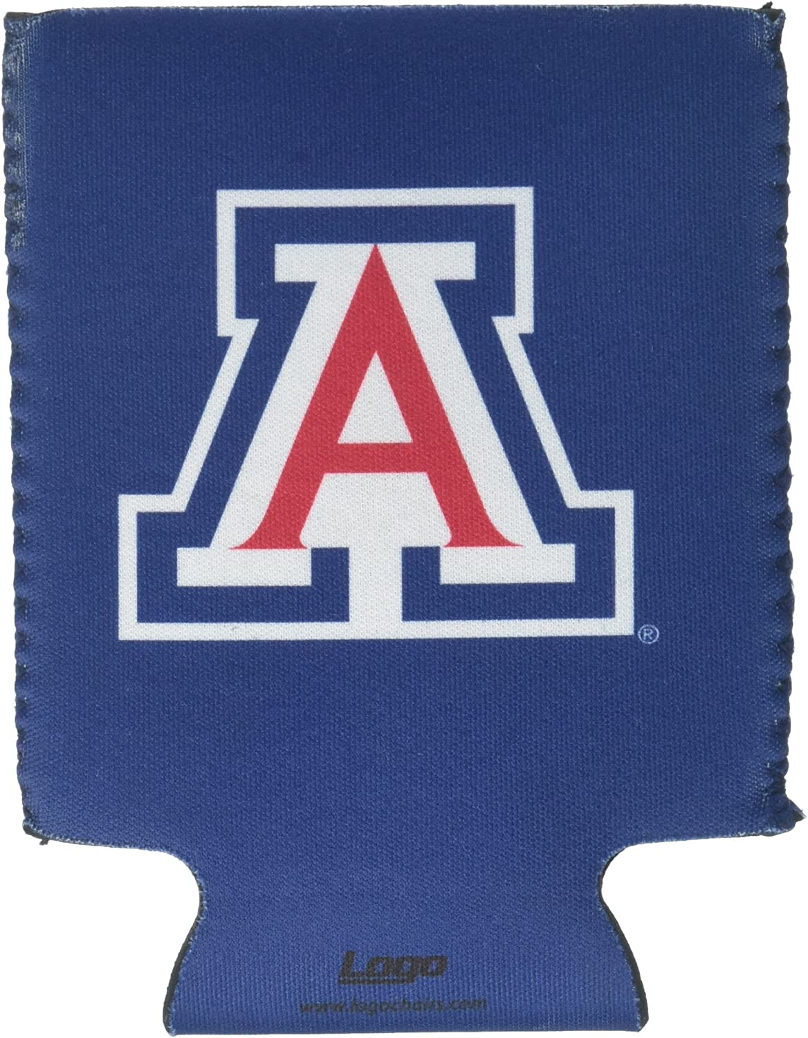Logo Brands Officially Licensed NCAA Flat Coozie, One Size
