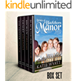 Mail Order Bride: Brides of Blackthorn Manor Box Set: Western Historical Romance (Brides of Blackthorn Manor Series Book 1)