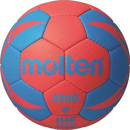 MOLTEN Handball - Pelota de Balonmano, Color Multicolor, Talla 3