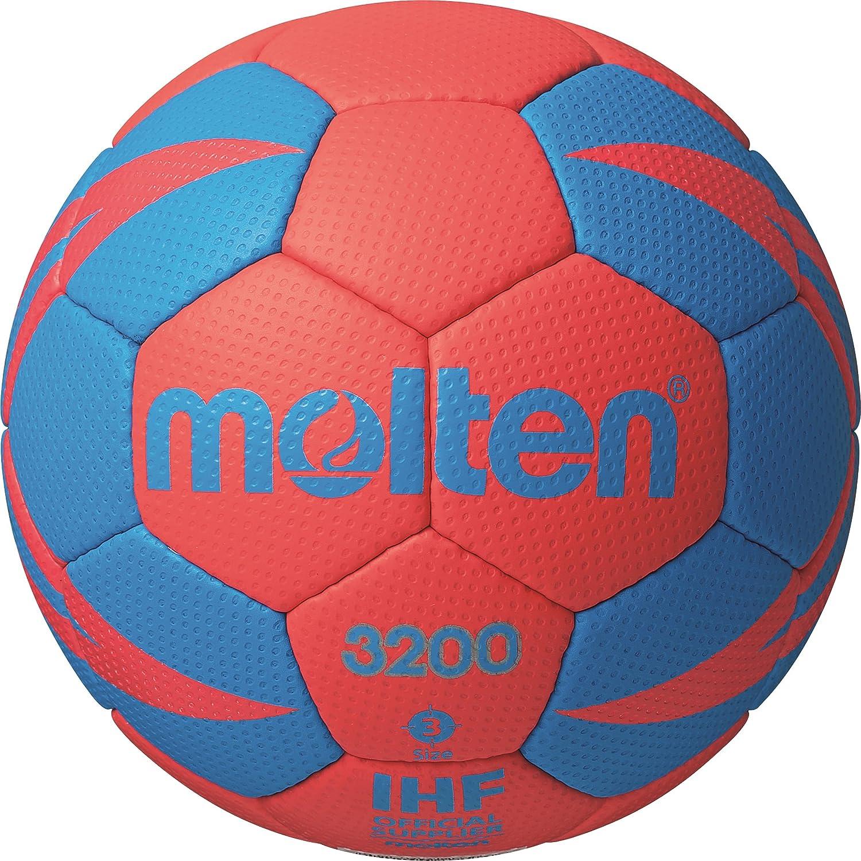 MOLTEN Handball - Pelota de Balonmano, Color, Talla 1