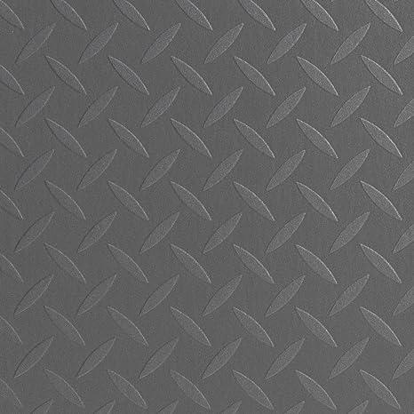 200 300 und 400 cm Breite Fliesenoptik Retro grau verschiedene Gr/ö/ßen Meterware Gr/ö/ße: 5,5 x 3 m PVC Bodenbelag Steinoptik