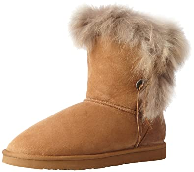 Women's Trishka Short Fur Snow Boot