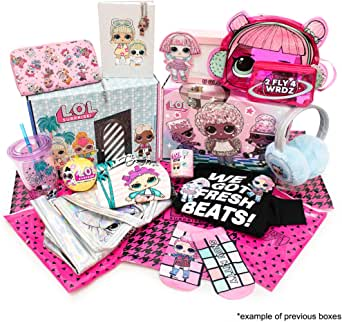 L.O.L Surprise Box - Officially Licensed L.O.L Surprise Mystery Subscription Box