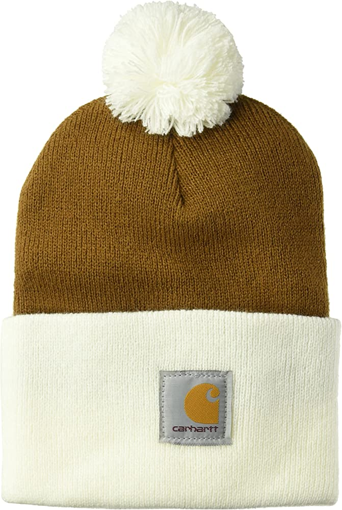 5017613d739cdd Carhartt Men's Lookout Hat, Brown, OFA at Amazon Men's Clothing store:
