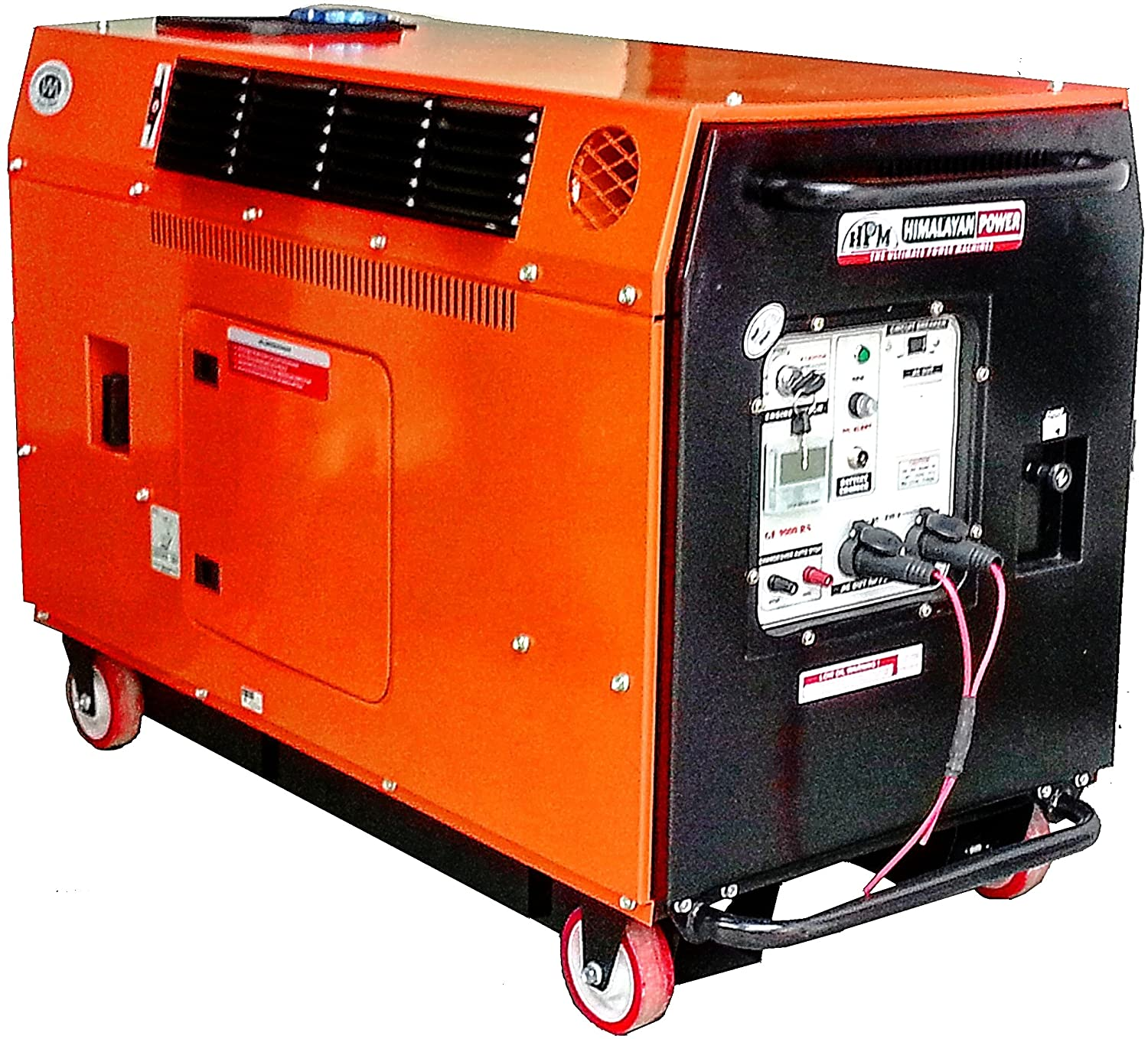 generator. Gastech Bio Power Ge 9000 8500 Va Silent Portable Generator- Petrol: Amazon.in: Industrial \u0026 Scientific Generator