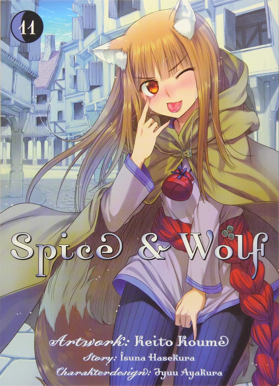 Spice & Wolf: Bd. 11