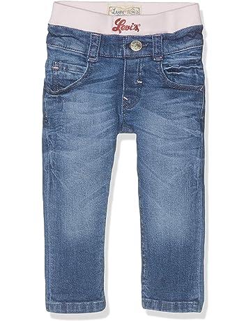91ae2928eb1 Levi s kids Trousers Nm22544 - Jeans Bebé-Niñas