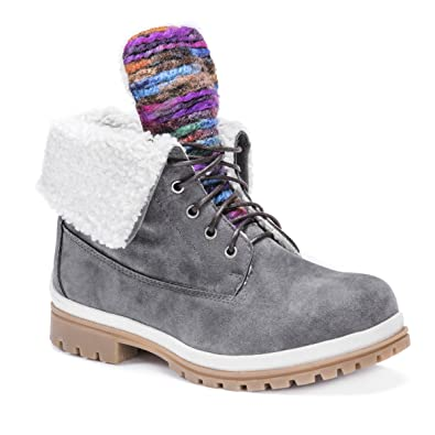 MUK LUKS Women s Megan Boots Fashion 9063e3bd05