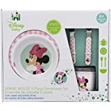 Disney Baby, Minnie Mouse Melamine Set