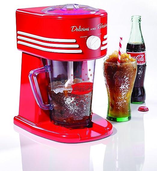 Simeo FF145 Slush - Máquina para preparar granizados Coca: Amazon ...