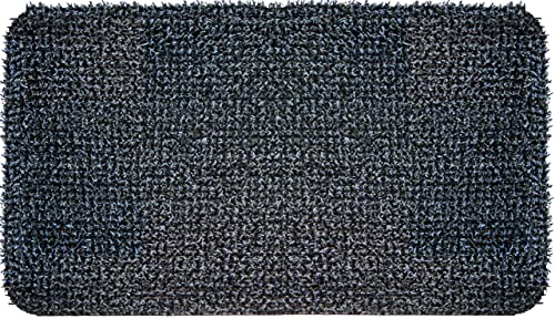 Clean Machine 10376714 GrassWorx High Traffic AstroTurf Dirt Trapper Doormat, 23.5 x 35.5 , Charcoal, 23.5 x35.5