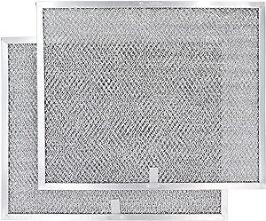 AppliancemateBPS1FA30 Replacement Range Hood Aluminum Filter Fit For Broan Model BPS1FA30 (2-Pcs)
