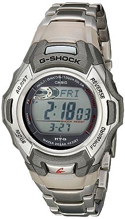 Amazon.com: G-Shock MTGM900DA-8CR reloj deportivo de acero ...