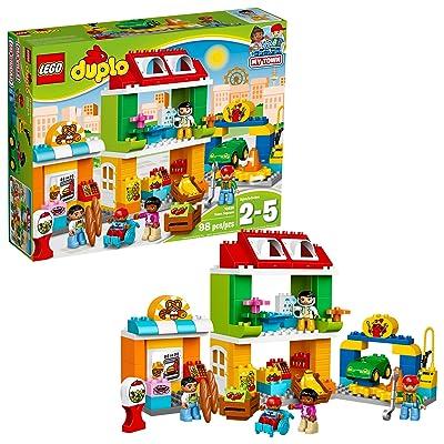 LEGO DUPLO Town 6174421 Square 10836, Multi: Toys & Games