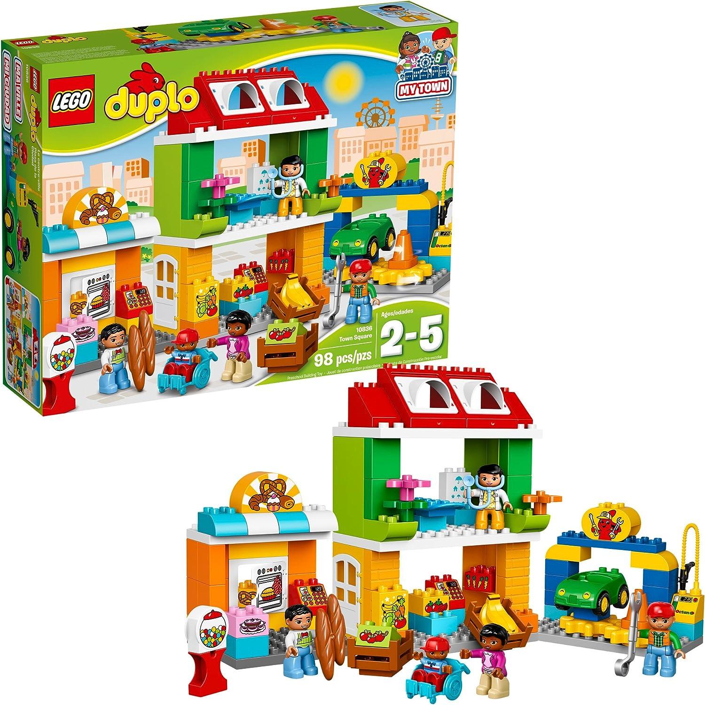 LEGO DUPLO Town 6174421 Square 10836, Multi