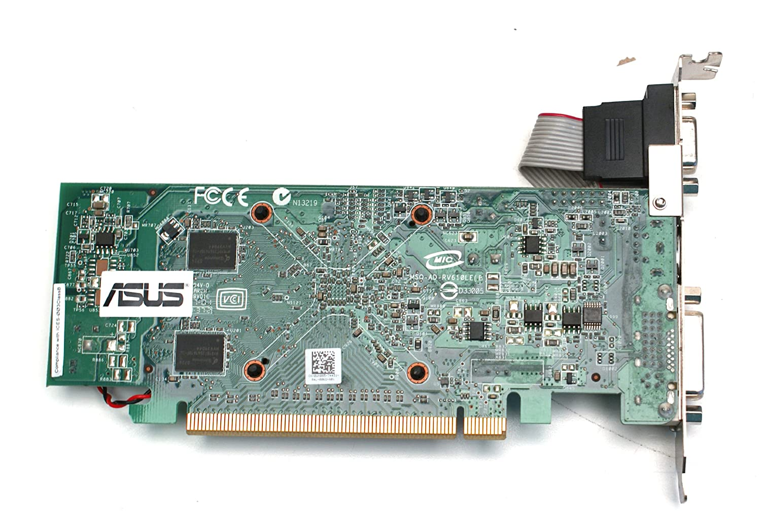 ASUS AD-RV610LE DRIVER FOR PC