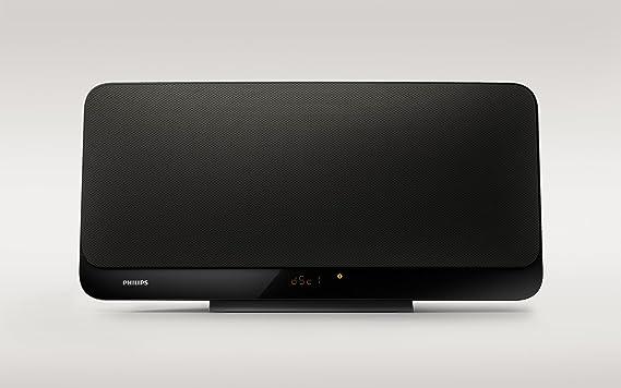 Philips BTM2460 - Microcadena con Bluetooth (multipair, reproduce MP3/CD, USB), color negro: Amazon.es: Electrónica