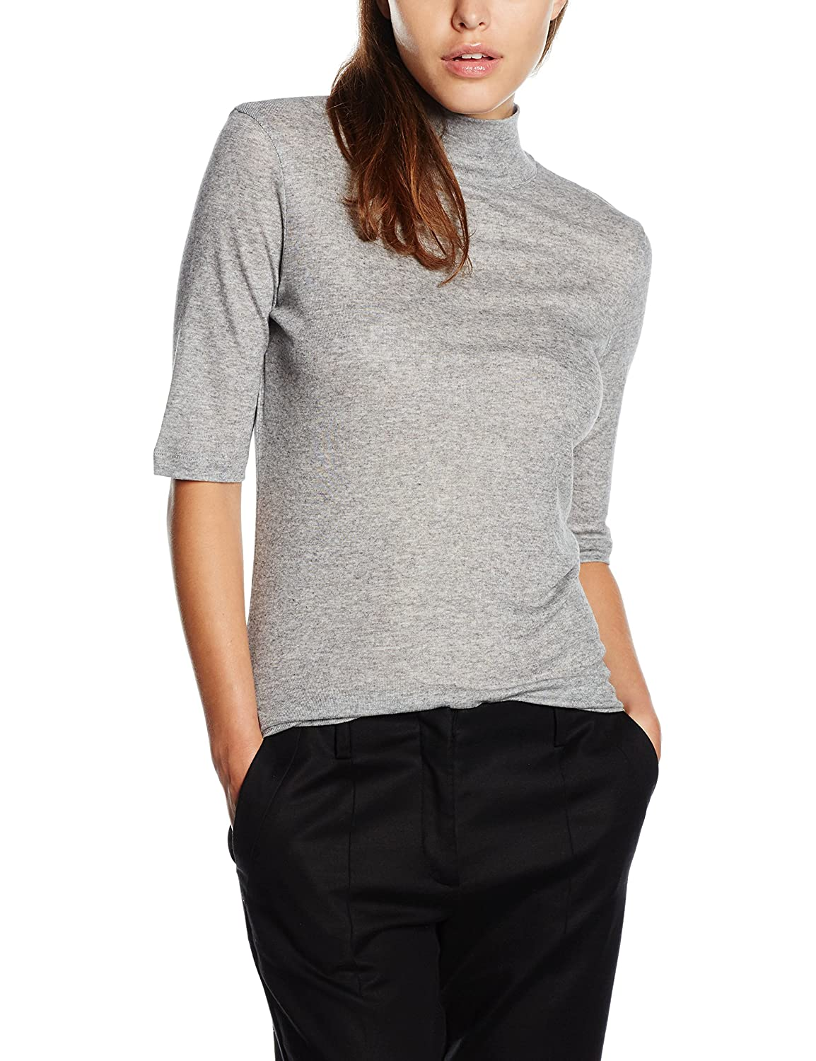 Filippa K Damen Top Mid Sleeve Roller