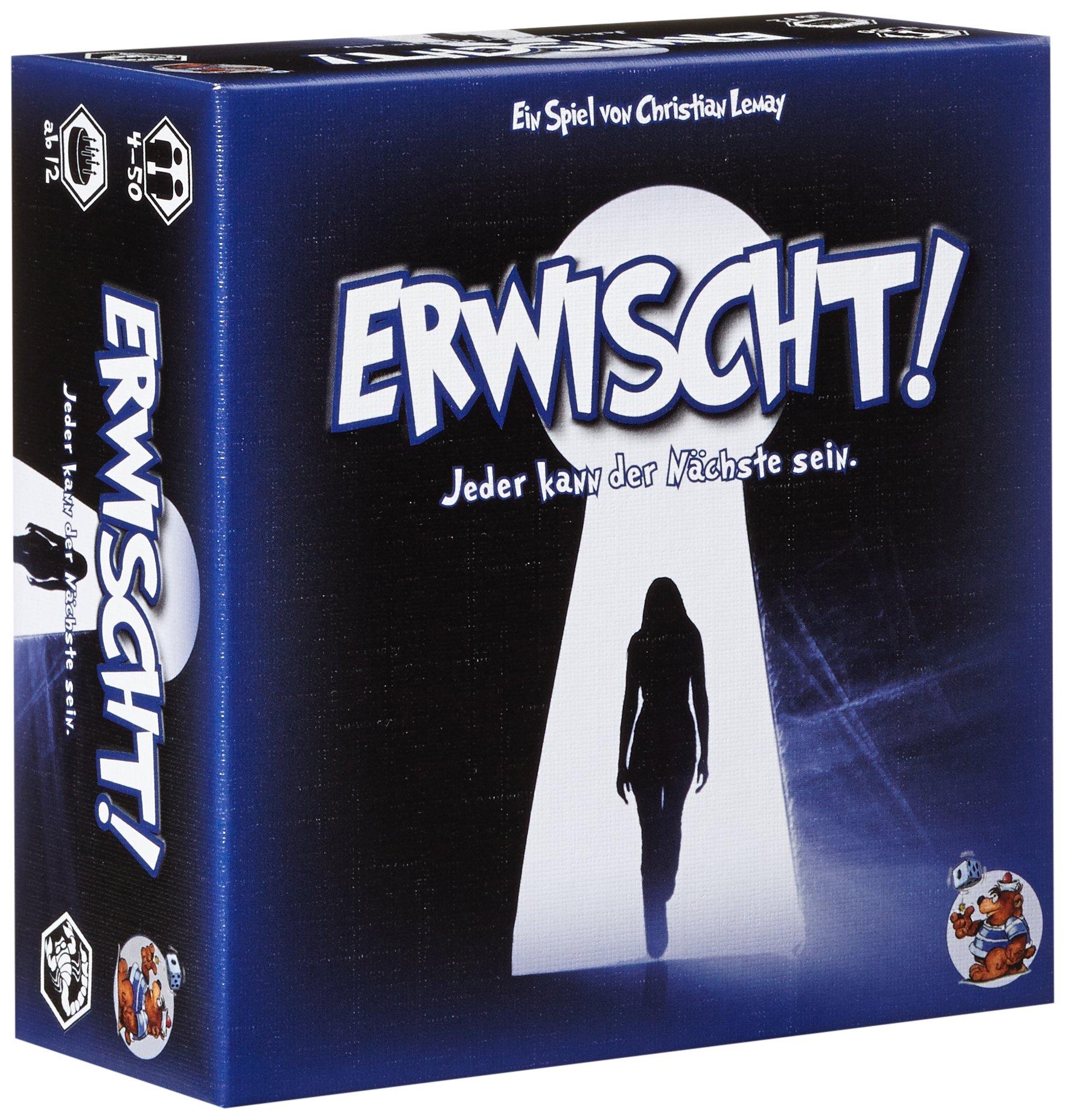 Erwischt! (Kartenspiel) - 91mrlcXSVXL - Erwischt! (Kartenspiel)