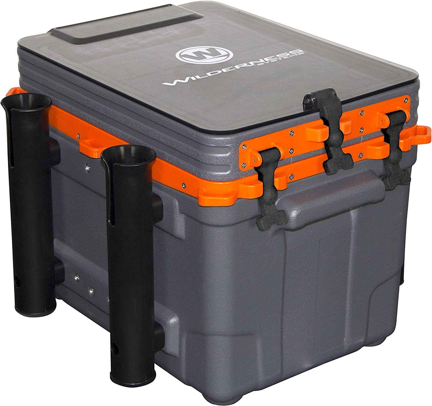 One Color Wilderness Systems Unisexs Kayak Storage Crate for Fishing Size