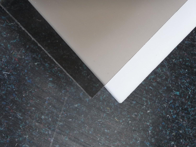 4 mm, 900 x 600 mm Makrolon//Polycarbonat Scheibe//Platte Zuschnitt 2-8 mm transparent//klar