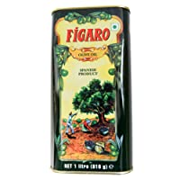 Figaro Olive Oil Tin, 1L