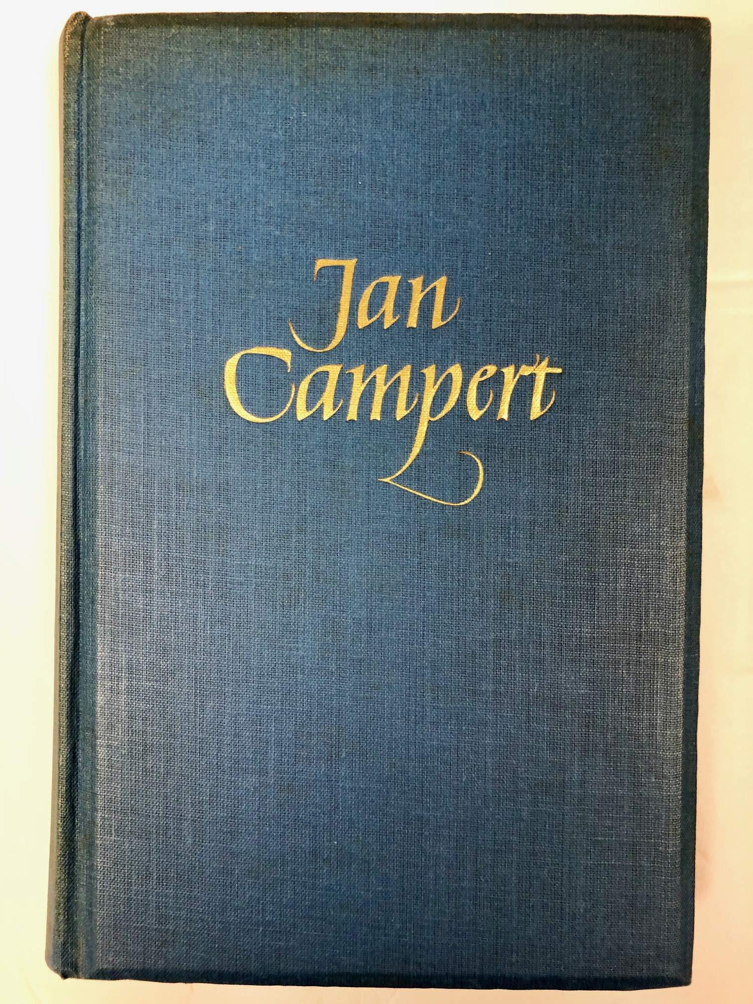 Verzamelde Gedichten 1922 1943 Jan Campert Amazoncom Books