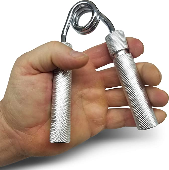 Increase Strength Hand Leg Thighs Gripper Exerciser Clamps Fitness Equipment