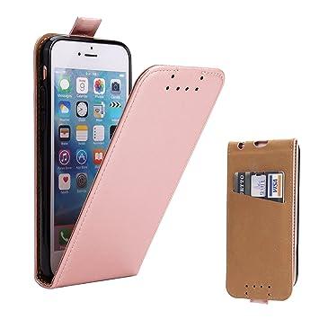 coque iphone 6 cuir rose
