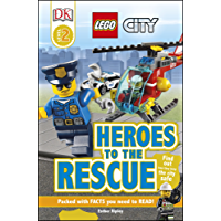 LEGO® City Heroes to the Rescue (DK Readers Level 2)