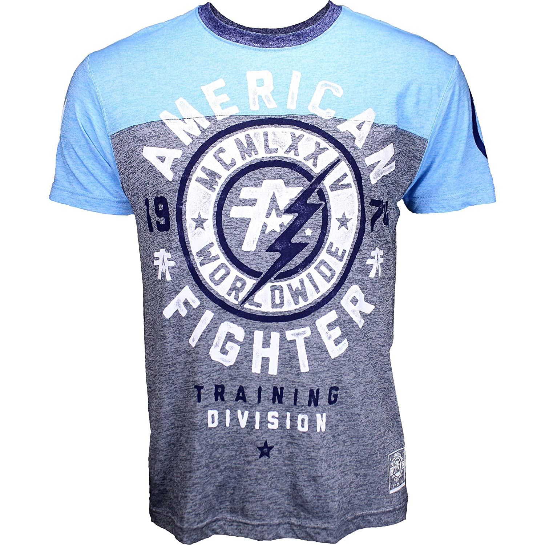 American Fighter Men 39 S Madison Artisan Graphic T Shirt
