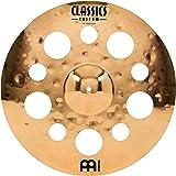"""MEINL マイネル Classics Custom シリーズ クラッシュシンバル 18"""" Trash Crash CC18TRC-B 【国内正規品】"""