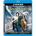 Percy Jackson Collection 1+2 Double Feature (Blu-ray + Digital HD)
